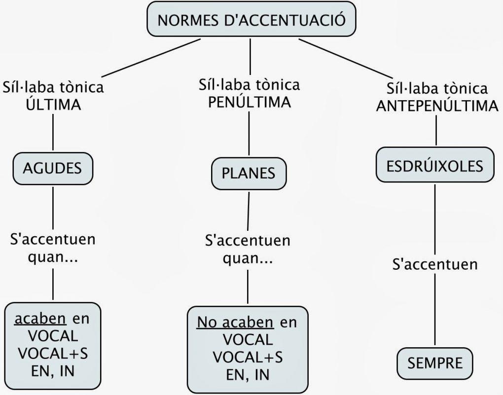 Accentuació Aula De Català
